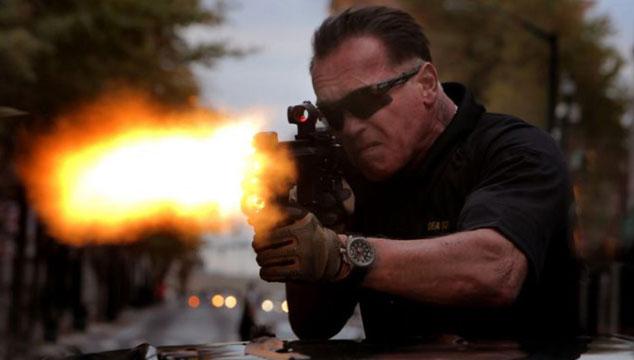 imagen Estrenan tráiler de 'Sabotage', la nueva película de Arnold Schwarzenegger