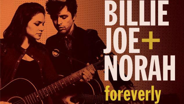 imagen Nuevo tema y primer videoclip del nuevo disco a dúo de Billie Joe Armstrong y Norah Jones