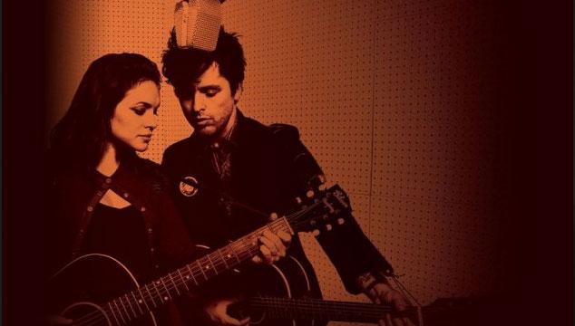 imagen Billie Joe Armstrong y Norah Jones publican completo su disco a dúo para libre escucha