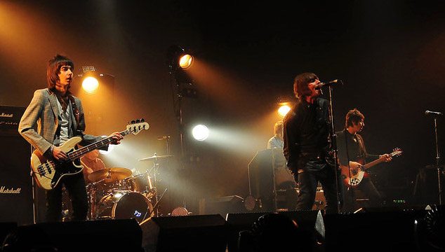 "imagen Beady Eye versiona ""Gimme Shelter"" de los Rolling Stones en vivo (VIDEO)"