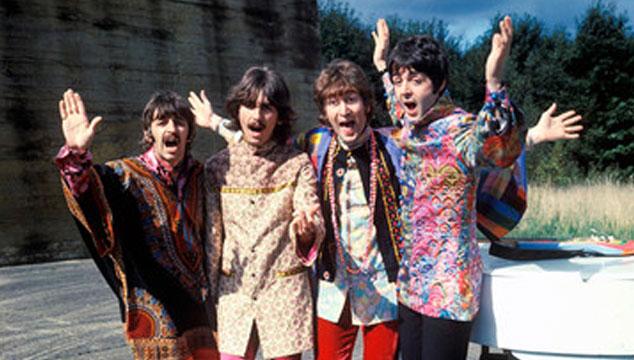 imagen The Beatles lidera la lista de las diez bandas más pirateadas del mundo
