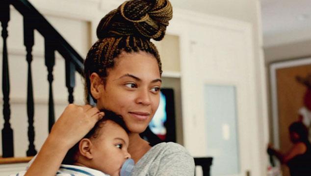 """imagen Beyoncé publica """"God made you beautiful"""", su nueva canción"""