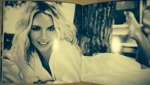 imagen Así es el arte del nuevo disco de Britney Spears (FOTOS)