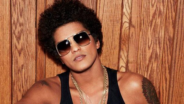 imagen Bruno Mars está a un paso de tocar en Venezuela, según El Universal