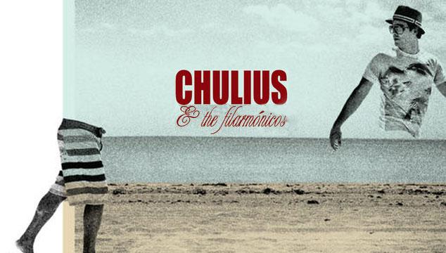 imagen Chulius & The Filarmonicos publica para libre escucha 'Short & Sandals', su segundo disco