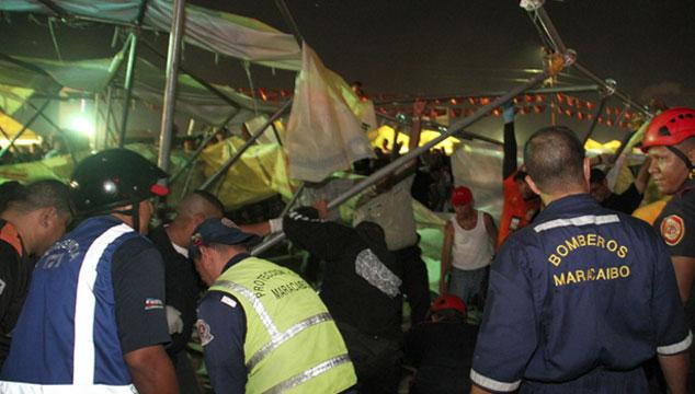 imagen Chino y Nacho expresan su pesar por tragedia en Maracaibo (COMUNICADO OFICIAL)