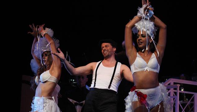 imagen 'Chicago, el musical' subió el telón en la Ríos Reyna