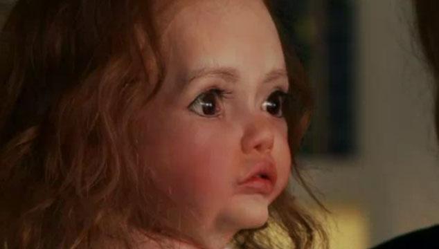imagen Así de fea iba a ser la bebé de 'Twilight' (VIDEO + SUSTO)