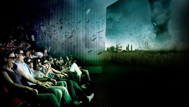 imagen Centro San Ignacio de Caracas tendrá primera sala de cine 4DX de Venezuela