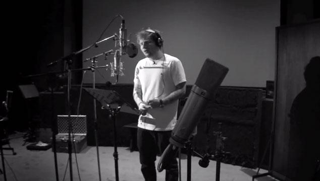 """imagen Ed Sheeran estrena """"I See Fire"""", su canción para el soundtrack de 'The Hobbit: The Desolation of Smaug'"""