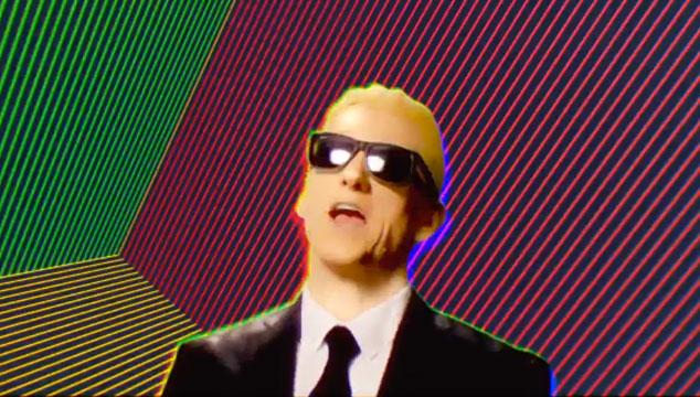 """imagen Eminem estrena su nuevo video, """"Rap God"""""""