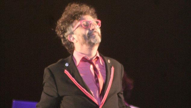 imagen Así fue el concierto de Fito Páez en Caracas (VIDEOS)