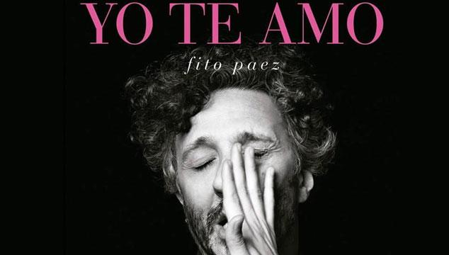 imagen Fito Páez publica para escucha gratuita su nuevo disco 'Yo Te Amo'