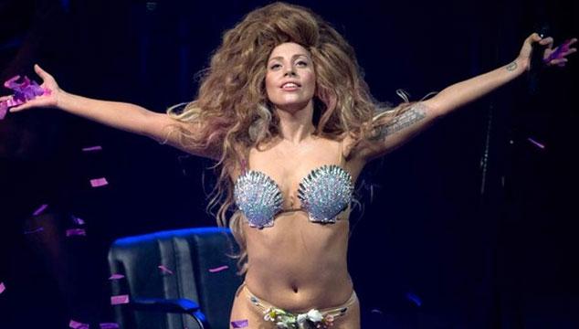 imagen Lady Gaga confirma que cantará en el espacio en 2015