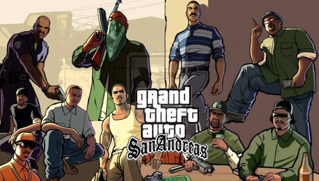 imagen 'GTA San Andreas' llegará a dispositivos móviles en diciembre