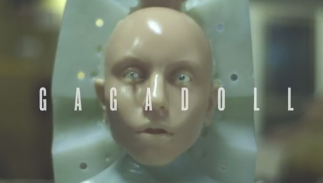 imagen Crean una muñeca tamaño real de Lady Gaga (VIDEO)