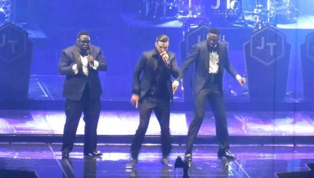 "imagen Justin Timberlake canta ""Poison"" de Bell Biv DeVoe en vivo (VIDEO)"