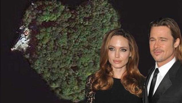imagen Angelina Jolie le regaló una lujosa isla a Brad Pitt (FOTOS)