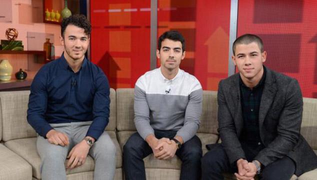 imagen Los Jonas Brothers hablan sobre su separación (VIDEO)