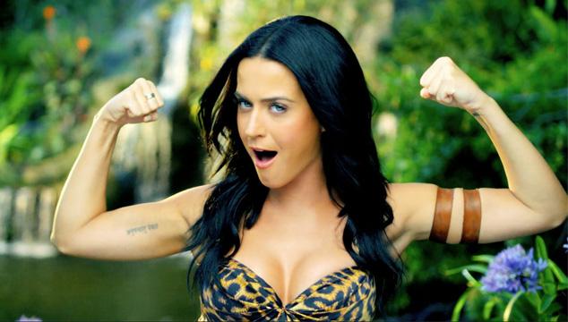 """imagen Katy Perry y las cinco presentaciones en vivo más sexys de """"Roar"""""""