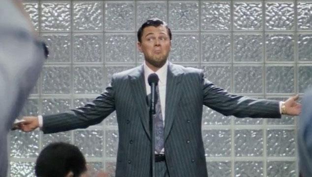 imagen Publican tráiler final de 'El lobo de Wall Street', la nueva cinta de Martin Scorsese y Leonardo Di Caprio