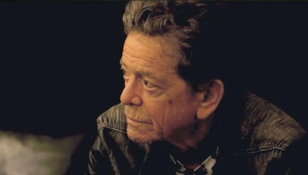 imagen Una parte de la última entrevista de Lou Reed antes de morir (VIDEO)
