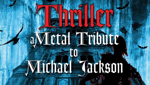 imagen Escucha un disco tributo a Michael Jackson… ¡en metal!