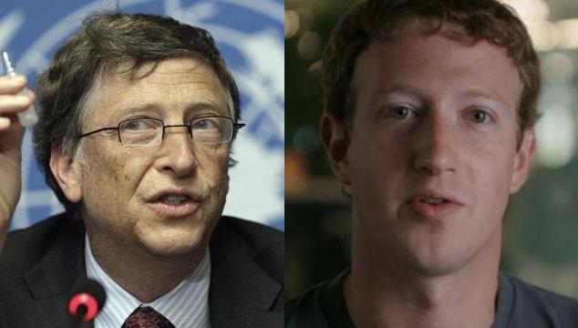 imagen Bill Gates critica duramente a Mark Zuckerberg en una entrevista