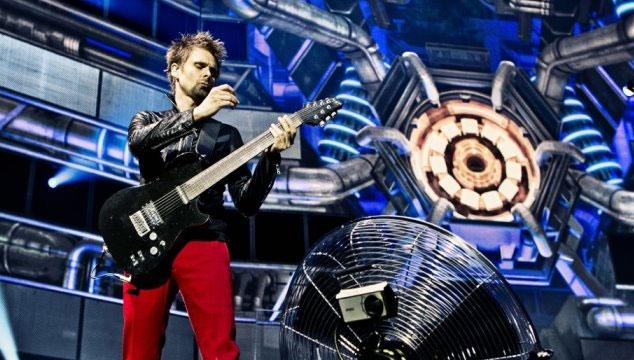 Muse, Arcade Fire, Soundgarden y Nine Inch Nails encabezan