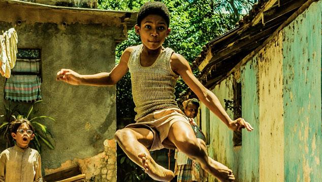 imagen Primera imagen de la película biográfica sobre el futbolista Pelé