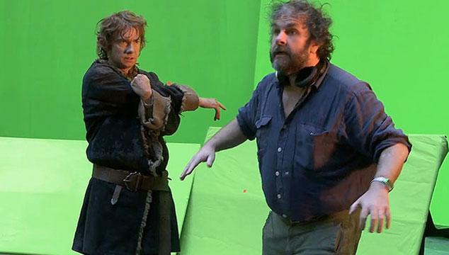 imagen Así grabó Peter Jackson 'El Hobbit: La Desolación de Smaug' (VIDEO)