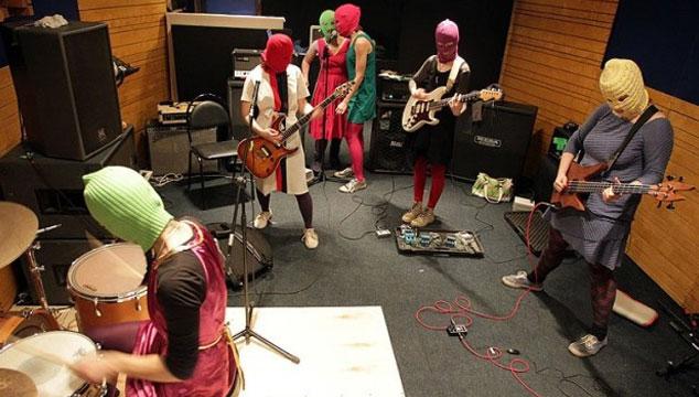 imagen Desaparece una de las Pussy Riot