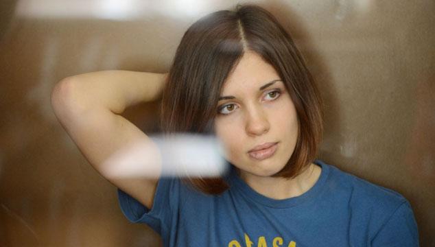 imagen Encuentran a Nadya Tolokonnikova, integrante perdida de las Pussy Riot