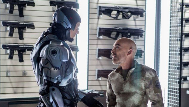 imagen Publican nuevo tráiler internacional de 'RoboCop' (VIDEO)