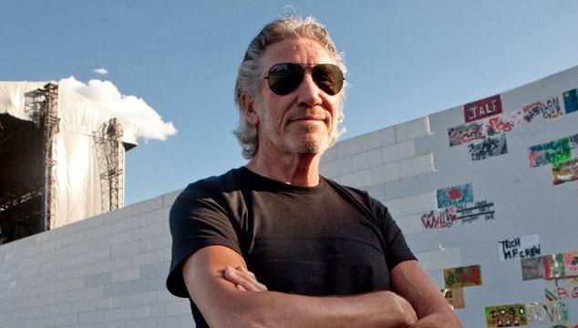 imagen Roger Waters empezó a grabar su primer disco de rock en 21 años