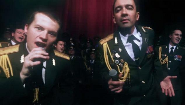 """imagen La policía rusa hace un cover de """"Get Lucky"""" de Daft Punk (VIDEO)"""