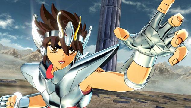 imagen Así lucen los Caballeros del Zodiaco en su nuevo videojuego para PlayStation (VIDEO)