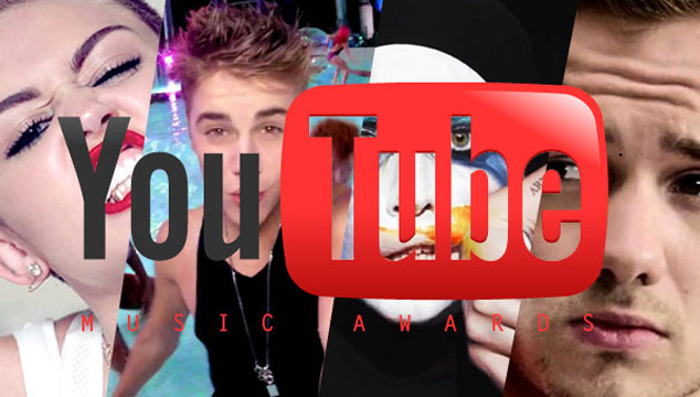 imagen Estos fueron los ganadores de los primeros YouTube Music Awards