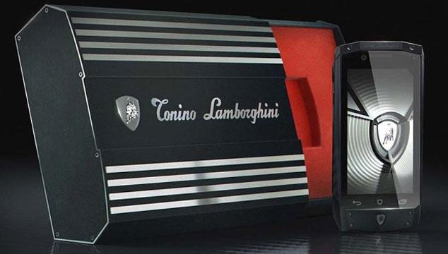 imagen Tonino Lamborghini Antares, un smartphone de lujo por 'solo' 4.000 dólares (FOTOS)