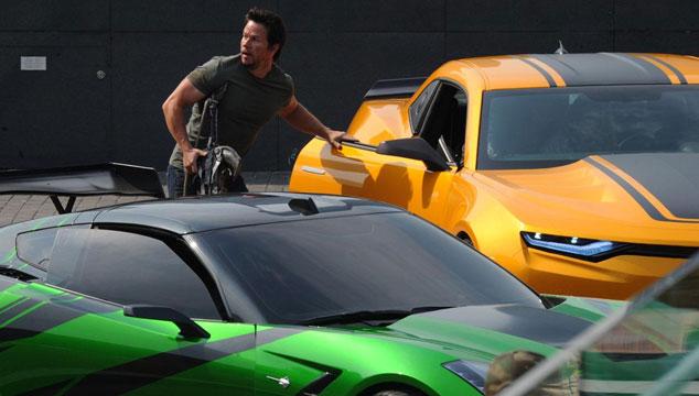 imagen Nuevas fotos del rodaje de 'Transformers 4'