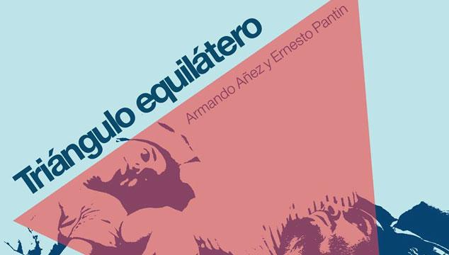 """imagen Armando Áñez de Americania y Ernesto Pantin estrenan """"Triángulo equilátero"""", un tema a dúo"""