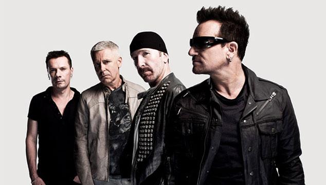 """imagen U2 publica para libre escucha """"Ordinary Love"""", su primera canción en tres años"""