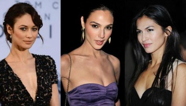 imagen Estas tres actrices suenan para ser La Mujer Maravilla en 'Batman vs. Superman'