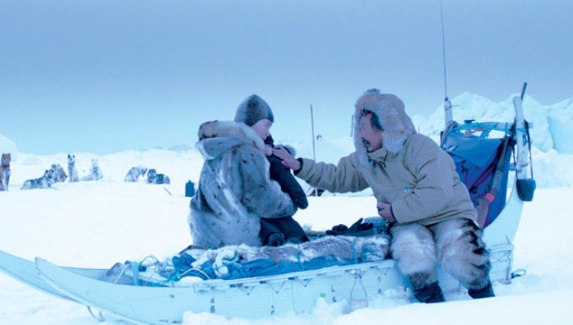imagen 'Aningaaq', el cortometraje spin-off de 'Gravity' dirigido por Jonás Cuarón