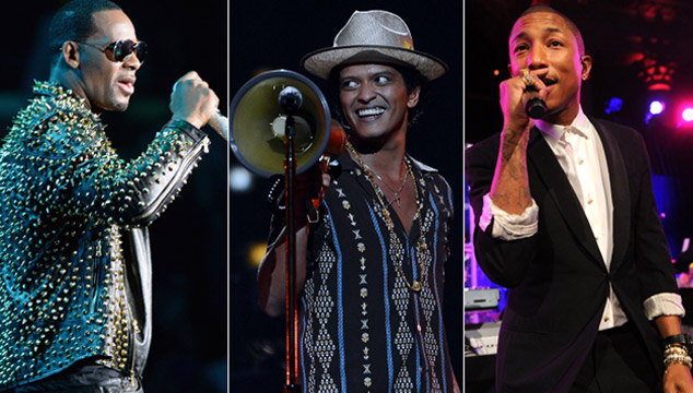 """imagen Nuevo remix de """"Gorilla"""" de Bruno Mars con Pharrell y R. Kelly"""