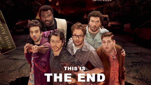 imagen 5 razones por las que tienes que ver 'This Is The End' (SPOILERS)