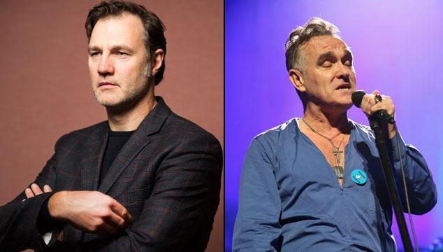 imagen Un actor de 'The Walking Dead' narrará el audiolibro de la autobiografía de Morrissey