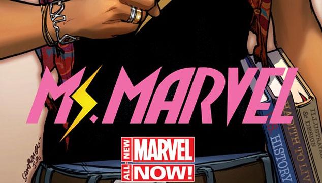 imagen La nueva heroína de Marvel será adolescente y musulmana (FOTOS)