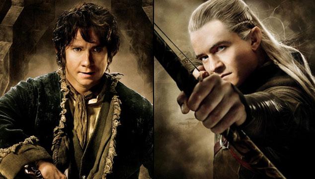 imagen Siete nuevos pósters de 'The Hobbit: The Desolation of Smaug'