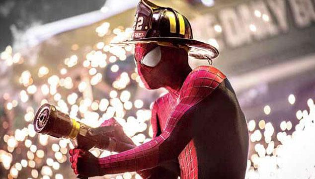 imagen Nuevas imágenes de 'The Amazing Spider-Man 2' (FOTOS)